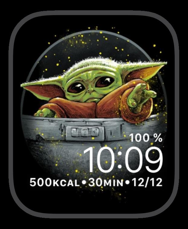 Baby Yoda Ixiliar