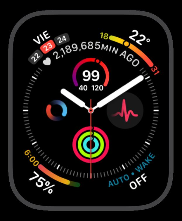 Monitor salud