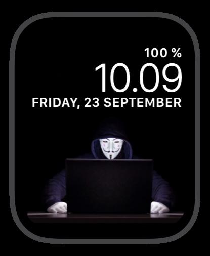 Anonymous!