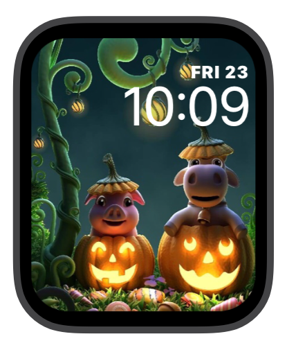 pumpkin friends