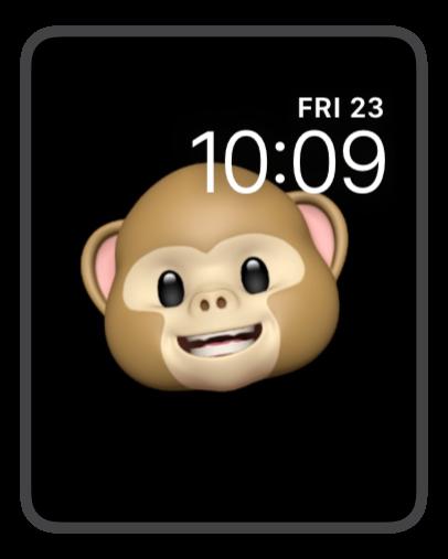 Monkey Animoji (Series 3)